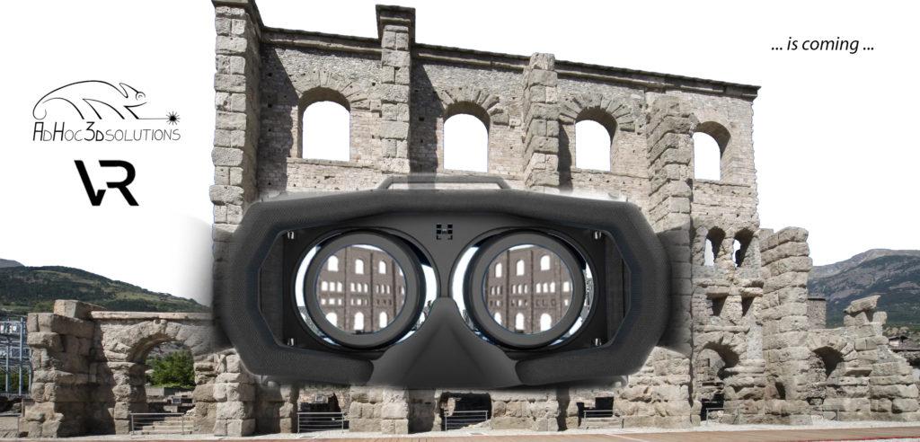Ad Hoc VR