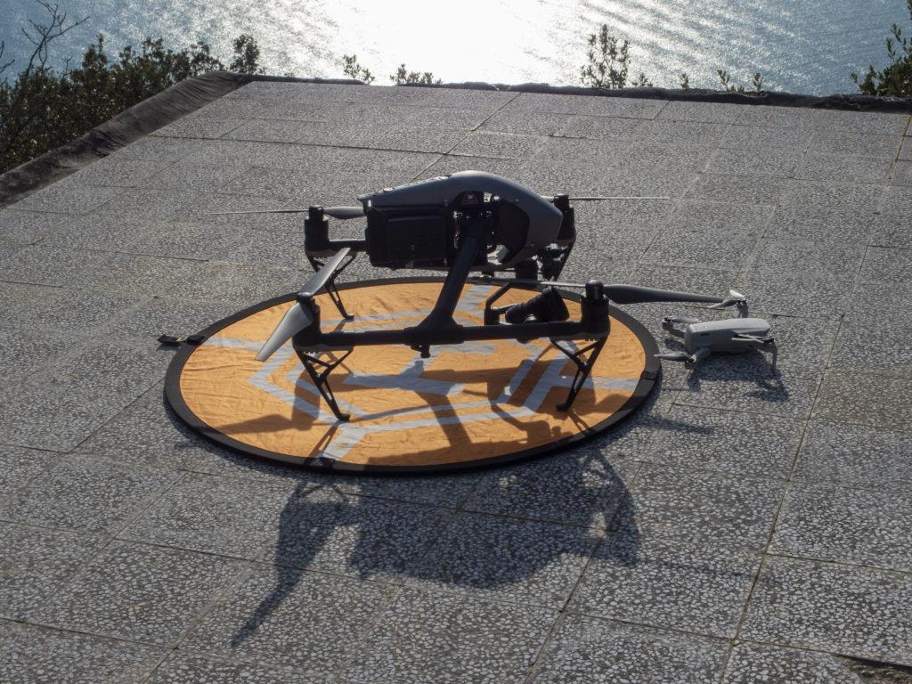 droni al mare