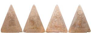 Pyramidion facciate